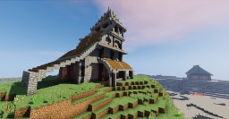 My oldest build world Minecraft Map & Project