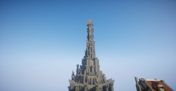 Barad-dûr (Lord of the rings) Minecraft Map & Project