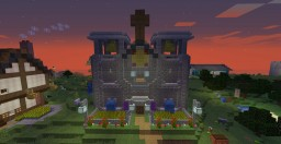 My Minecraft Project Minecraft Map & Project