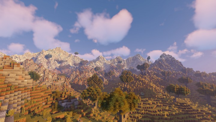 Epic terrain
