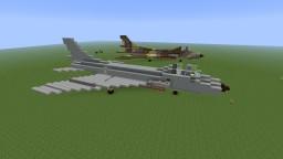 Sukhoi Su-7 Minecraft Map & Project