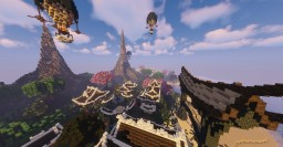 Spawn - Freebuild Minecraft Map & Project