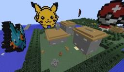Pokemon Hoenn (pixelmon generations) Minecraft Map & Project