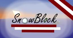 SnowBlock Minecraft Map & Project