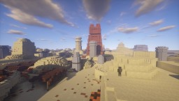 Parzi's Star Wars Galaxies - Mos Eisley Minecraft
