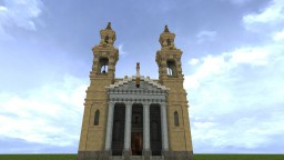 Mozes en Aäron Kerk/Church - Amsterdam [Conquest Reforged] Minecraft