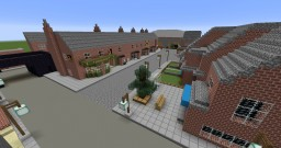 Coronation Street Set Minecraft Map & Project