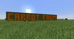 Massive Carrot Farm Minecraft Map & Project