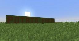 Massive Potato Farm Minecraft Map & Project