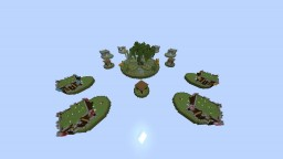 "Mapa ""Pantano"" BedWArs / Map ""Swamp"" BedWars Minecraft Map & Project"