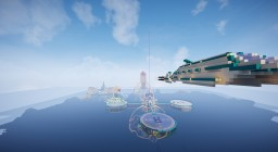 Océania Minecraft Map & Project