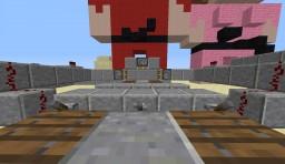 Street Fighter 1V1 Minecraft Map & Project