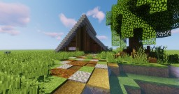 Medieval House #1 1.13 [Download] Minecraft