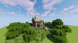 Medieval House #2 1.13 [Download] Minecraft Map & Project