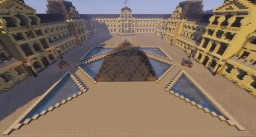 La museum Minecraft Map & Project