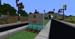 Minetain Acres Minecraft Map & Project