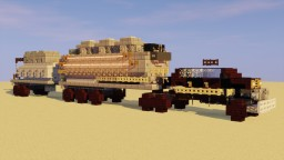 The People Eater's Limousine Minecraft Map & Project