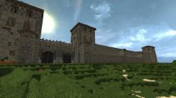 Acerrae Vatriae- Constantinople styled capital (ALTHALOS) Minecraft