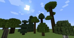 Zooning's Foliage Pack Minecraft Texture Pack