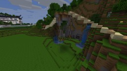 Hanging Bridge Platform Minecraft Map & Project