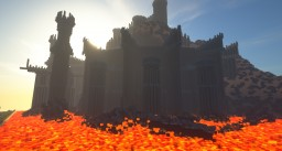 Evil Fortress Minecraft Map & Project