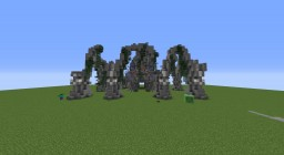 Broken monument Minecraft Map & Project