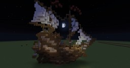 A very strange sloop Minecraft Map & Project