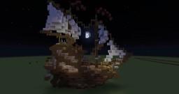 A very strange sloop Minecraft
