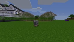 Green House Minecraft