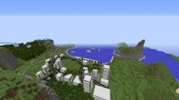 map rio (ville rio de janeiro) Minecraft