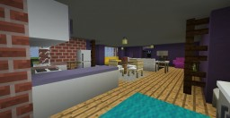 apartments friends Minecraft Map & Project