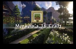 mizuno's16craft bedrock Minecraft Texture Pack