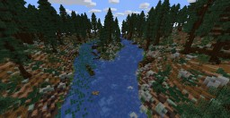 The Might Wood Treepack Minecraft Map & Project