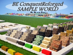 [1.12.2] ConquestReforged SAMPLE WORLD! 【DOWNLOAD & USE FREE】 Minecraft Map & Project