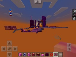 My MCPE Sonic Project Minecraft Map & Project