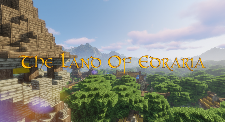 Popular Project : The Land Of Edraria - MASSIVE FANTASY RPG ADVENTURE MAP