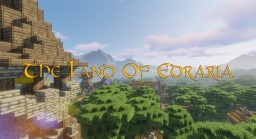 The Land Of Edraria - MASSIVE FANTASY RPG ADVENTURE MAP Minecraft