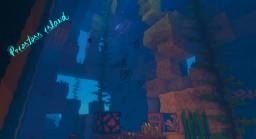 priestess island Minecraft