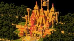 ՇԾעȝ - The golden temple Minecraft Map & Project