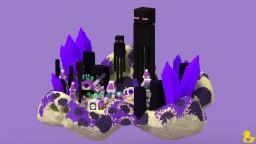 Enderworld Lobby Minecraft Map & Project