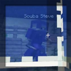 Scuba Steve and the Drowns Minecraft Blog Post