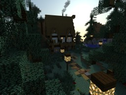 Medieval House 2 Minecraft Map & Project