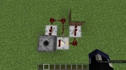 Auto-Dispensing Dispenser Minecraft Map & Project