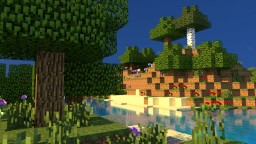 A Minecraft Character's story: Chapter 1, The First Days Minecraft Blog Post