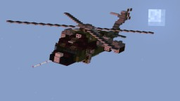 "This is Pequod!/UTH-66 ""Blackfoot"" Minecraft Map & Project"