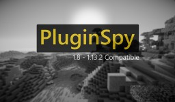 PluginSpy [1.8 - 1.13.2] [Prevent players from seeing your plugins] Minecraft Mod