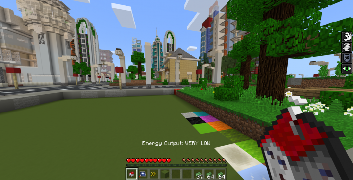 Welcome to Lumen City Challenge! Once you have money, you can start by finding a free lot...