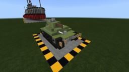 tanque japones ficticio de la segunda guerra mundial Minecraft