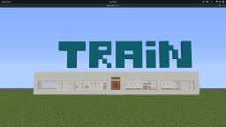 Rail Station + PARKOUR Minecraft Map & Project