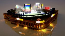 Citi Field Remake Minecraft Map & Project